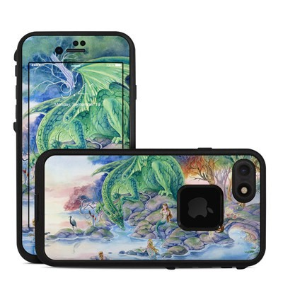 Lifeproof iPhone 7 Fre Case Skin - Of Air And Sea