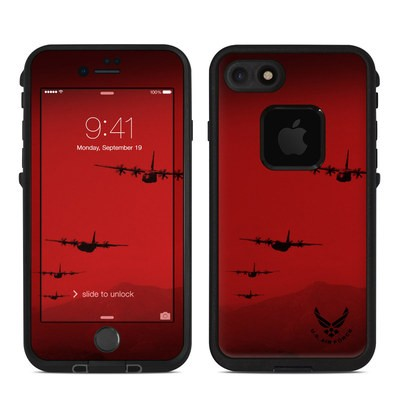 Lifeproof iPhone 7 Fre Case Skin - Air Traffic