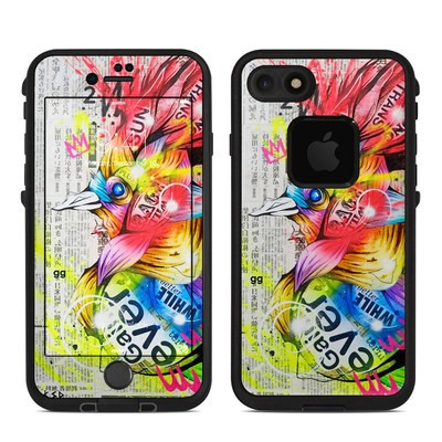 Lifeproof iPhone 7 Fre Case Skin - Akaitori