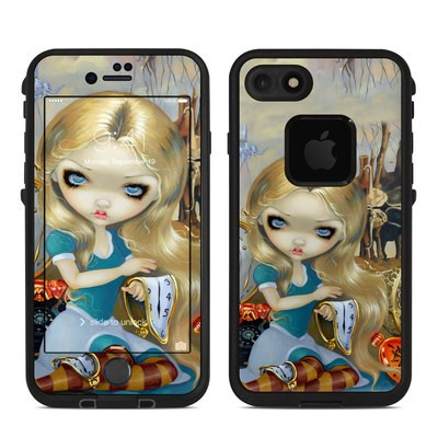 Lifeproof iPhone 7 Fre Case Skin - Alice in a Dali Dream