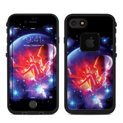 Lifeproof iPhone 7 Fre Case Skin - Alien Embryo
