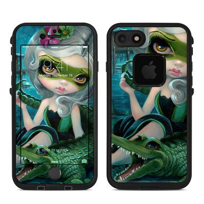 Lifeproof iPhone 7-8 Fre Case Skin - Alligator Girl