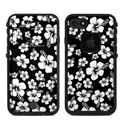 Lifeproof iPhone 7 Fre Case Skin - Aloha Black