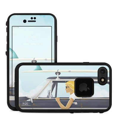 Lifeproof iPhone 7 Fre Case Skin - Anticipation