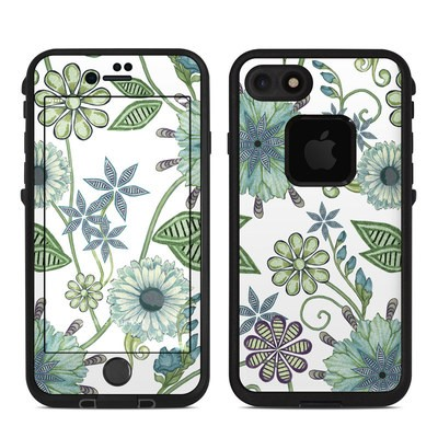 Lifeproof iPhone 7 Fre Case Skin - Antique Nouveau