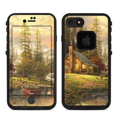 Lifeproof iPhone 7 Fre Case Skin - A Peaceful Retreat