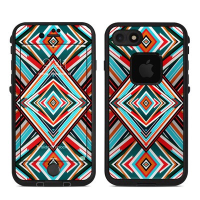 Lifeproof iPhone 7 Fre Case Skin - Arcade