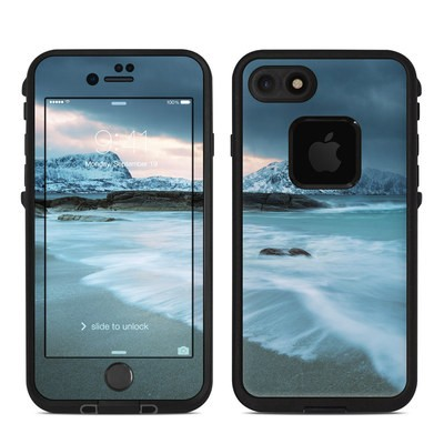 Lifeproof iPhone 7 Fre Case Skin - Arctic Ocean
