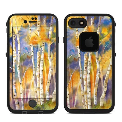 Lifeproof iPhone 7 Fre Case Skin - Aspens