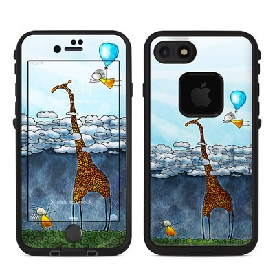 Lifeproof iPhone 7 Fre Case Skin - Above The Clouds