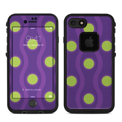 Lifeproof iPhone 7 Fre Case Skin - Atomic
