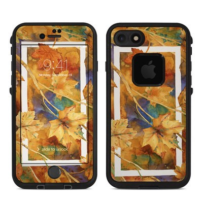Lifeproof iPhone 7 Fre Case Skin - Autumn Days