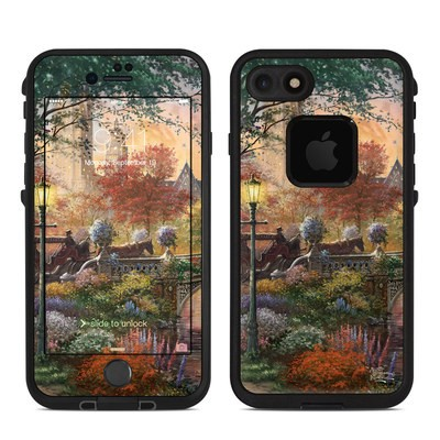 Lifeproof iPhone 7 Fre Case Skin - Autumn in New York