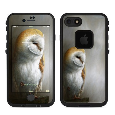 Lifeproof iPhone 7 Fre Case Skin - Barn Owl