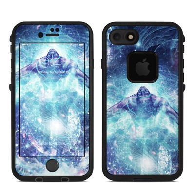 Lifeproof iPhone 7 Fre Case Skin - Become Something