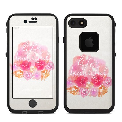 Lifeproof iPhone 7 Fre Case Skin - Beautiful