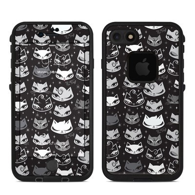 Lifeproof iPhone 7-8 Fre Case Skin - Billy Cats
