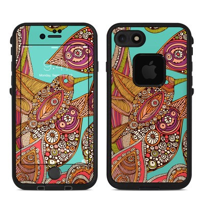 Lifeproof iPhone 7 Fre Case Skin - Bird In Paradise