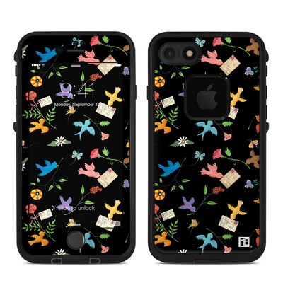 Lifeproof iPhone 7 Fre Case Skin - Birds