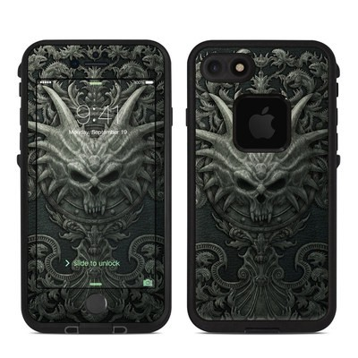 Lifeproof iPhone 7 Fre Case Skin - Black Book