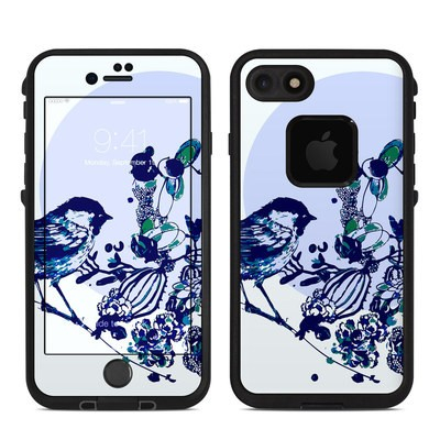 Lifeproof iPhone 7 Fre Case Skin - Bluebird