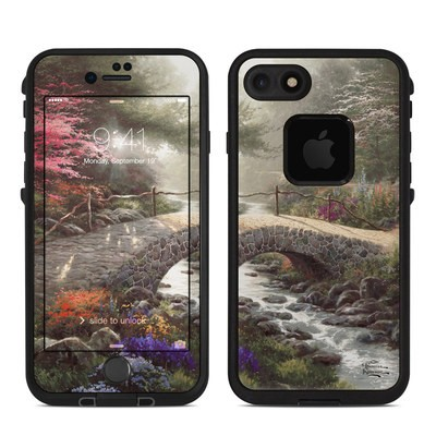 Lifeproof iPhone 7 Fre Case Skin - Bridge of Faith