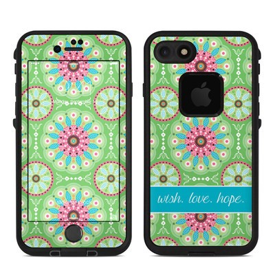 Lifeproof iPhone 7 Fre Case Skin - Boho