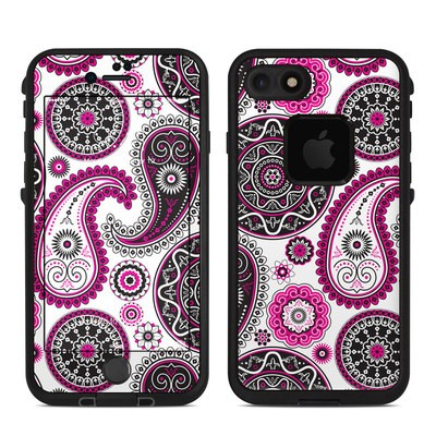 Lifeproof iPhone 7 Fre Case Skin - Boho Girl Paisley