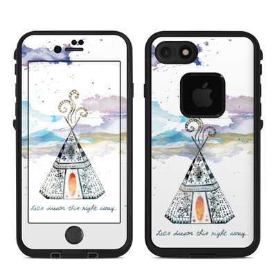Lifeproof iPhone 7 Fre Case Skin - Boho Teepee