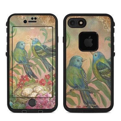 Lifeproof iPhone 7 Fre Case Skin - Splendid Botanical