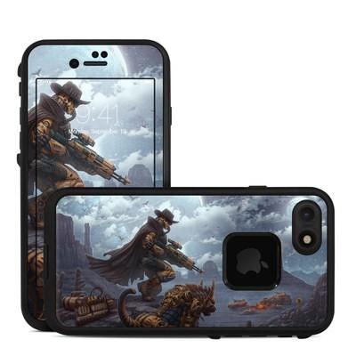 Lifeproof iPhone 7 Fre Case Skin - Bounty Hunter