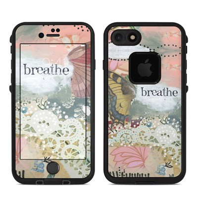Lifeproof iPhone 7-8 Fre Case Skin - Breathe
