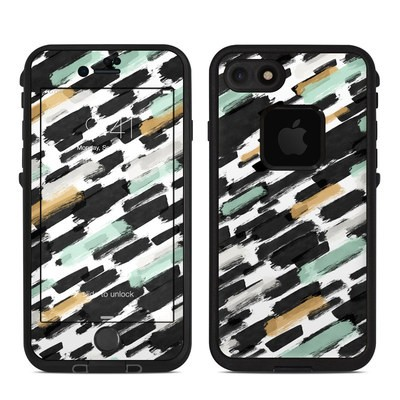 Lifeproof iPhone 7 Fre Case Skin - Brushin Up