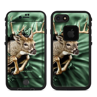 Lifeproof iPhone 7 Fre Case Skin - Break Through Deer