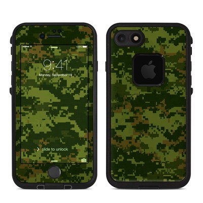 Lifeproof iPhone 7 Fre Case Skin - CAD Camo