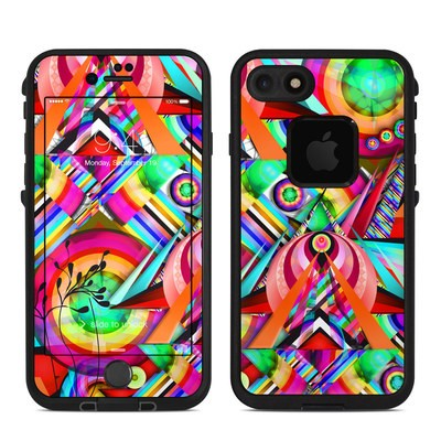 Lifeproof iPhone 7 Fre Case Skin - Calei
