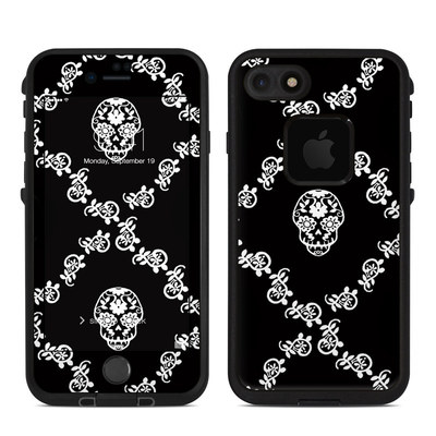 Lifeproof iPhone 7 Fre Case Skin - Calavera Lattice