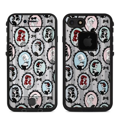 Lifeproof iPhone 7-8 Fre Case Skin - Cameo Dolls