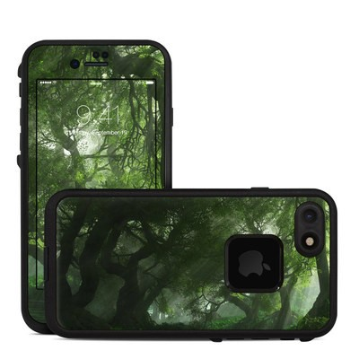 Lifeproof iPhone 7 Fre Case Skin - Canopy Creek Spring