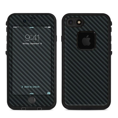 Lifeproof iPhone 7 Fre Case Skin - Carbon