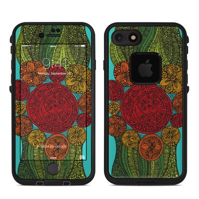 Lifeproof iPhone 7-8 Fre Case Skin - Carnaval Circles