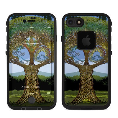 Lifeproof iPhone 7 Fre Case Skin - Celtic Tree