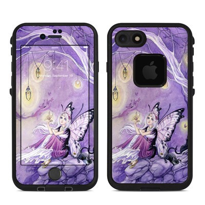 Lifeproof iPhone 7 Fre Case Skin - Chasing Butterflies