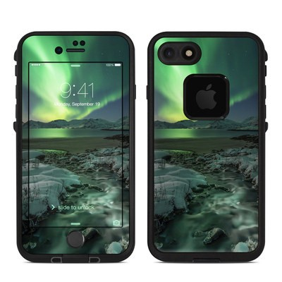 Lifeproof iPhone 7-8 Fre Case Skin - Chasing Lights