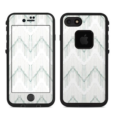 Lifeproof iPhone 7 Fre Case Skin - Chic Chevron