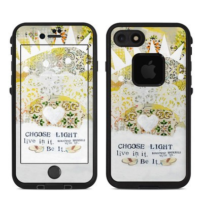 Lifeproof iPhone 7 Fre Case Skin - Choose Light