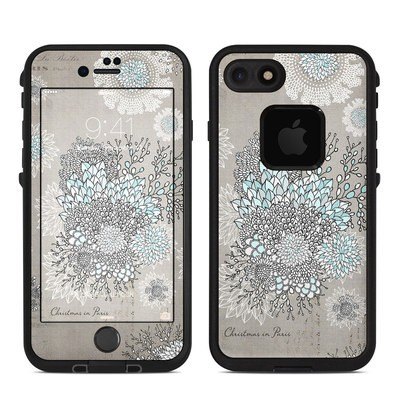 Lifeproof iPhone 7 Fre Case Skin - Christmas In Paris
