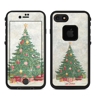 Lifeproof iPhone 7 Fre Case Skin - Christmas Wonderland