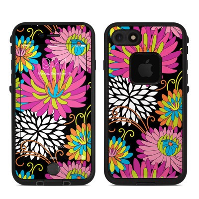 Lifeproof iPhone 7 Fre Case Skin - Chrysanthemum