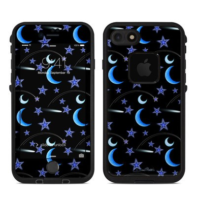 Lifeproof iPhone 7 Fre Case Skin - Crescent Moons